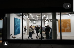 Dvora Pop-Up exhibition in Jersey City